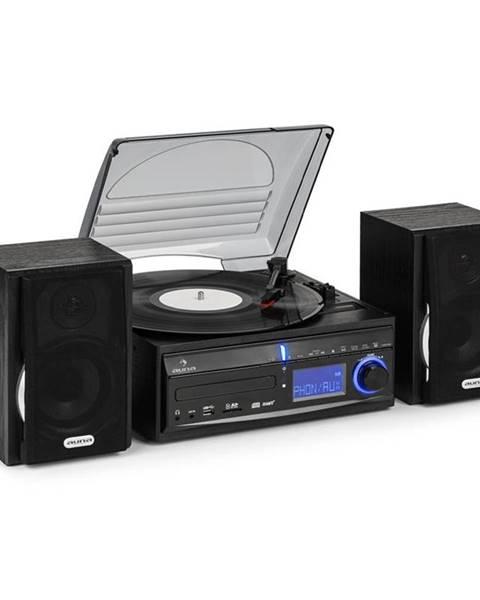 Auna Stereo zařízení Auna DS-2, gramofon, MP3 záznam