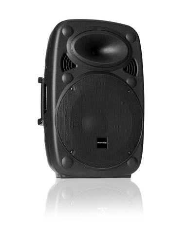 """Auna Pro SLK-10-A, aktivní PA reproduktor, 400W, 10 """", USB a SD porty, MP3"""