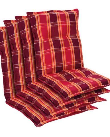Blumfeldt Prato, polstry, čalounění na křeslo, nízké opěradlo, polyester, 50 x 100 x 8 cm