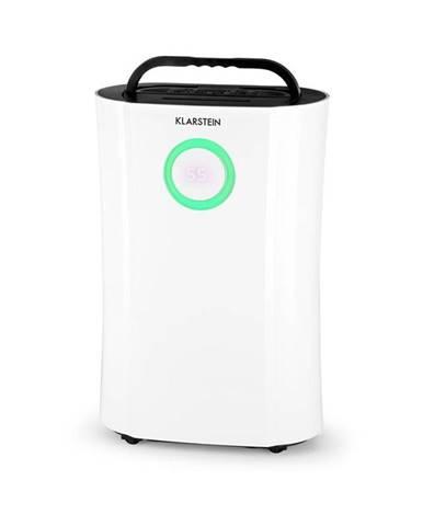 Klarstein DryFy Pro, odvlhčovač vzduchu, komprese, 20 l/24 h, 20 m², časovač, 370 W, LED, bílý