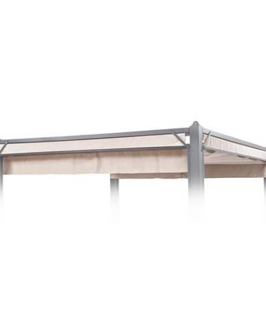 Blumfeldt Pantheon Cortina, náhradní střecha, 3x3m, polyester, 180g / m², béžová