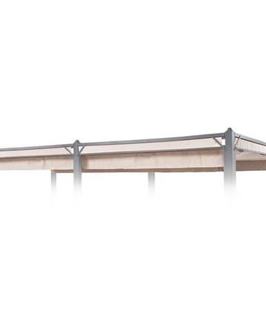 Blumfeldt Pantheon Cortina, náhradní střecha, 3x6m, polyester, 180g / m², béžová