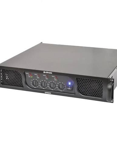Citronic QP1600 PA zesilovač, 1600 W