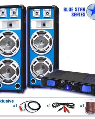 """Electronic-Star Set """"Bassveteran"""" ze série Blue Star, 1600W"""