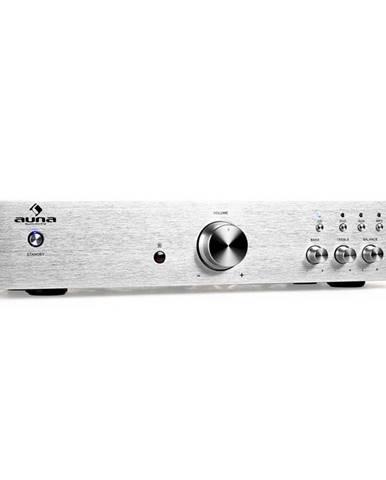 Hi -fi zesilovač Auna AV2 - CD508 , stereo , ušlechtilá ocel
