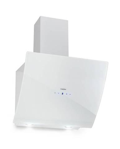 Klarstein Annabelle 60, odsavač par, sklo, 650 m³/h, dotykový panel, bílý
