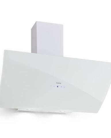 Klarstein Annabelle 90, odsavač par, sklo, 650 m³/h, dotykový panel, bílý