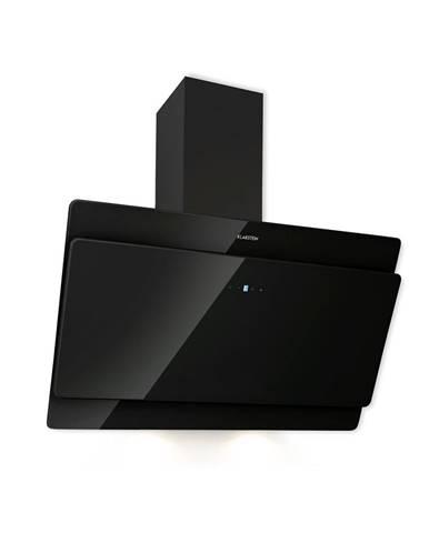 Klarstein Aurica 90, odsavač par, 90 cm, 165W, nástěnná montáž, černý