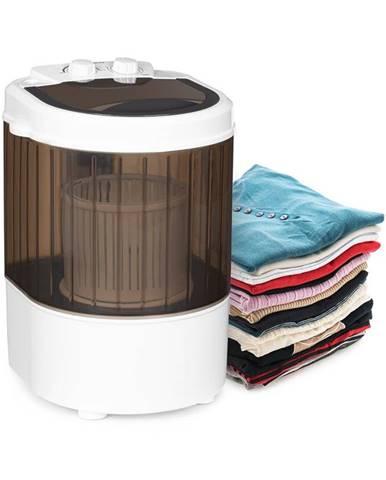 Klarstein Dash Duo, pračka, 180 W, 2,5 kg, časovač 0 - 15 min., Kartáč na boty, černá