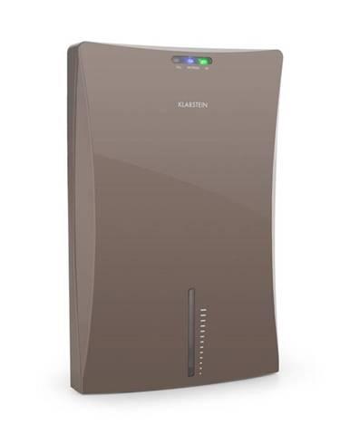Klarstein Drybest 2000 2G, odvlhčovač vzduchu, ionizátor, 700 ml/24 h, 70 W, šedý