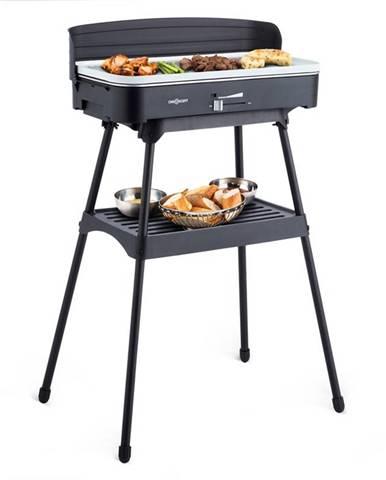 OneConcept Porterhoelektrický gril stolní gril 2200 W keramická vrstva