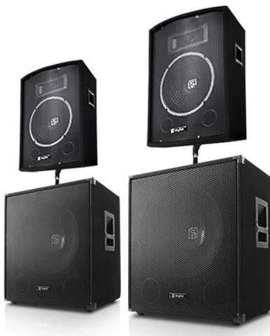 "Skytec Profesionální DJ system ""Moscow Bass Pump"", 1100W"