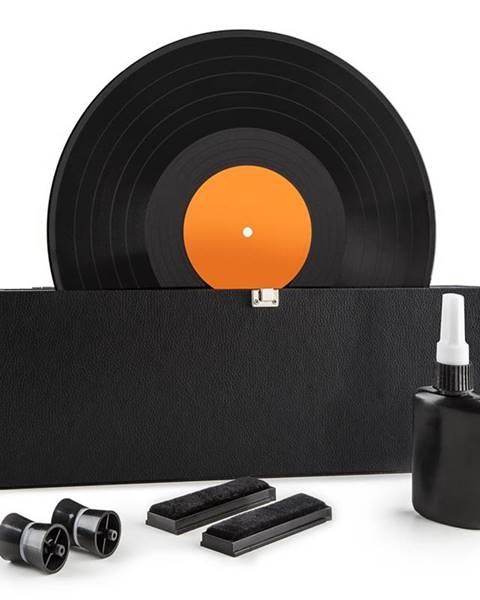 Auna Auna Vinyl Clean, čistička gramofonových desek, údržbový set pro gramofonové desky