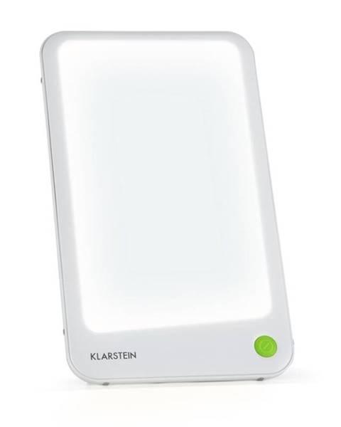 Klarstein Klarstein Summershine Slim, bílá, plnospektrální osvětlení, lampa s denním světlem, LED, 10.000 luxů
