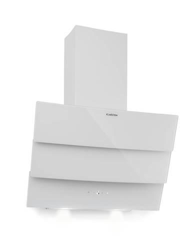 Klarstein Antonia, digestoř, 60 cm, 350 m³/h, dotykový ovládací panel, energetická třída B, bílá