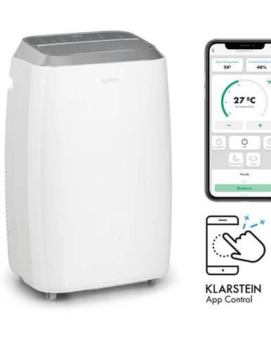 Klarstein Iceblok Prosmart 9, klimatizace, 3 v 1, 9000 BTU, ovládání přes aplikaci, bílá