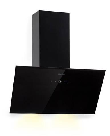 Klarstein Laurel 60, odsavač par, 60 cm, 350 m³/h, LED dotykový panel, černý