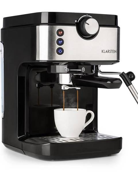 Klarstein Klarstein BellaVita Espresso, kávovar, 20 bar, 1575 W, 900 ml, stříbrná