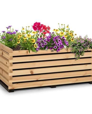 Blumfeldt Modu Grow 100, vyvýšený záhon, 100 x 45 x 50 cm, borovicové dřevo, borovice