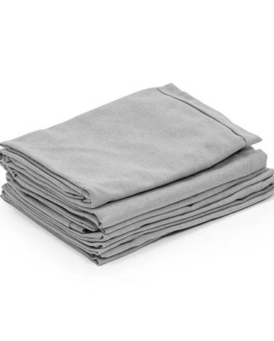 Blumfeldt Theia, potahy na čalounění, 8 dílů, 100 % polyester, nepromokavé, světlešedé