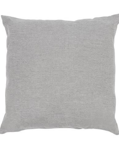 Blumfeldt Titania Pillows, polštář, polyester, nepromokavý, melírovaný světle šedý