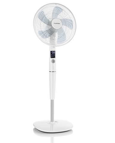 """Klarstein Silent Storm, bílý, 35 W, stojanový ventilátor, 16 """"(41 cm) 5 třílistou vrtule, 80m³"""