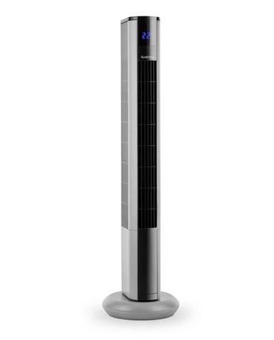 Klarstein Skyscraper 3G, 50 W, věžový ventilátor s dotykovým ovládáním, dálkový ovladač, stříbrný
