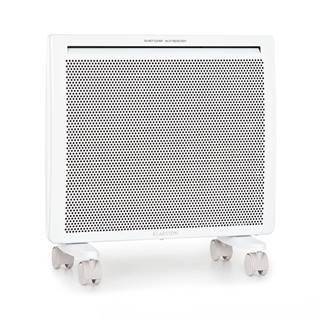 Klarstein Hot Spot Slimcurve Double Wave, 2 v 1 ohřívač, 1000 W, týdenní časovač, bílý