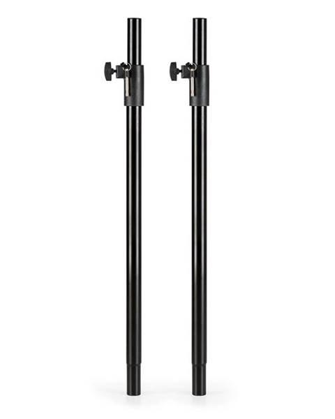 Malone Malone SPK POLE distanční tyč, 1 pár, čtyřnásobně nastavitelná, 1 kg, černá barva