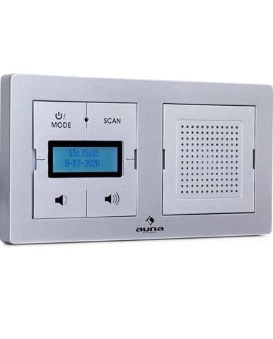 Auna DigiPlug UP, rádio do zásuvky, DAB+/FM, BT, LCD displej