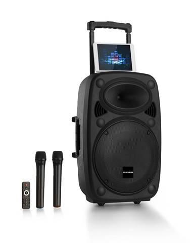 """Auna Pro Streetstar 15 mobilní PA-zařízení 15 """"subwoofer trolley BT USB / SD / MP3 AUX"""