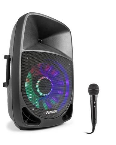 Fenton FT1500A, aktivní reproduktor, 350 W, bluetooth + mikrofon, černý