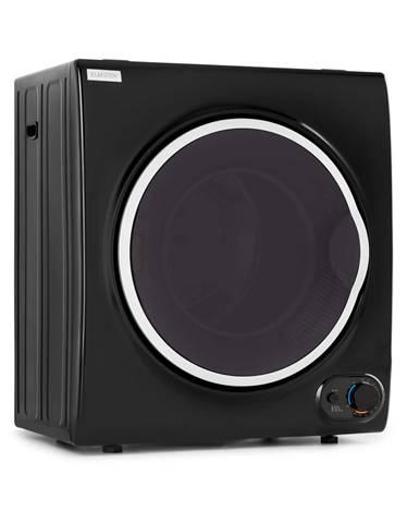 Klarstein Jet Set 4000, sušička prádla, sušička s odsáváním vlhkého vzduchu, 1400 W, TEE C, 4 kg, 60 cm, černá