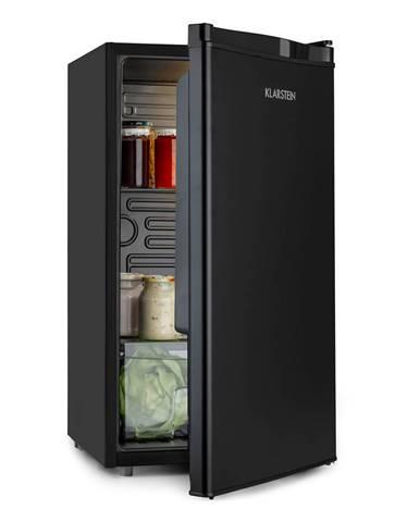 Klarstein Obidian, chladnička, A+, 91 litrů, box na zeleninu