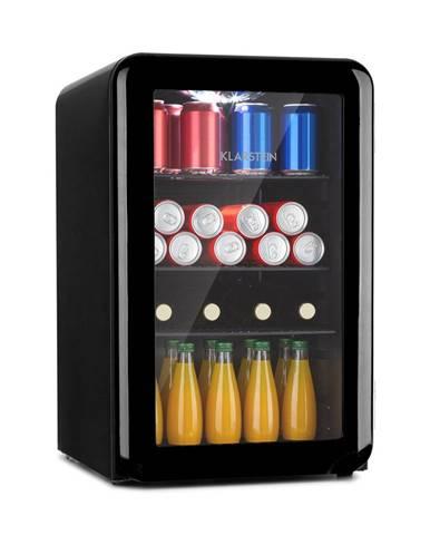 Klarstein PopLife 65L, lednice na nápoje, chladnička, 70 litrů, 0-10 °C, retro design