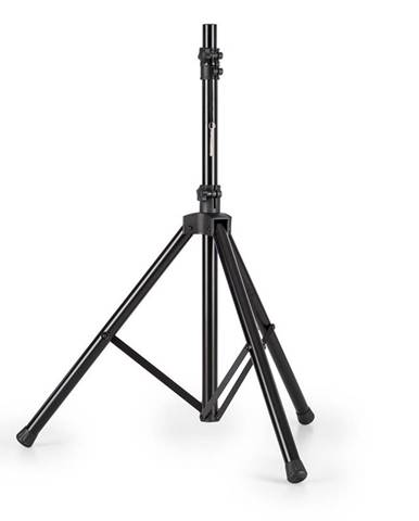 Malone Speaker Alu, stativ na reproboxy, trojnožka, 130-200cm, 35mm příruba, hliník, černý