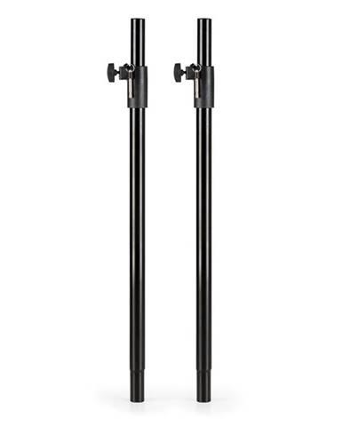 Malone SPK POLE distanční tyč, 1 pár, čtyřnásobně nastavitelná, 1 kg, černá barva