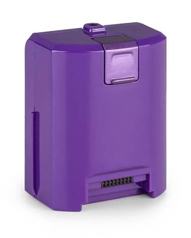 OneConcept cleanFree, lithium-iontová baterie do akumulátorového vysavače, 22,2 V / 2.200 mA / h, fialová