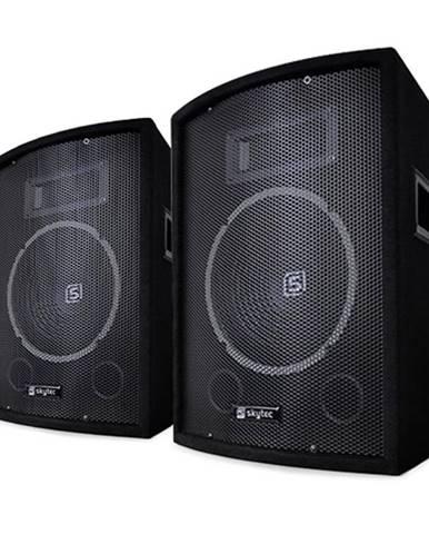 "Skytec SL10, pasivní reproduktor, 10"" woofer, 150/250 W max., monitor, sada 2 kusů"