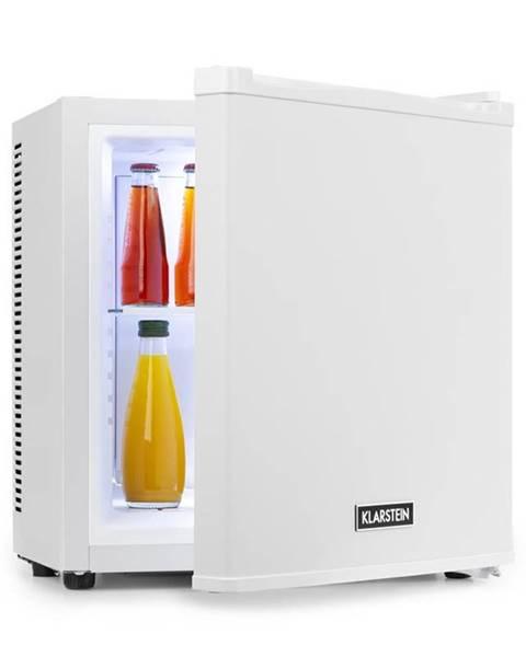 Klarstein Klarstein Secret Cool, mini lednička, mini bar, 13 l, energetická třída A+, 0 dB, bílá