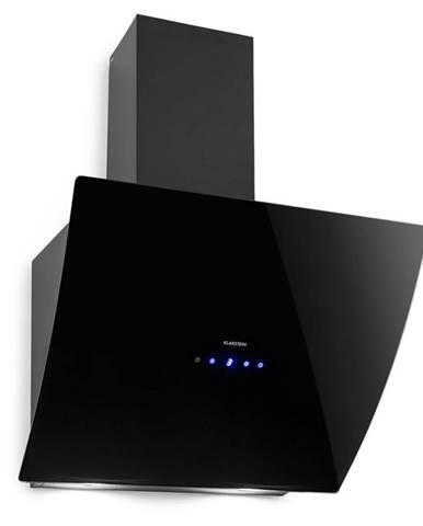 Klarstein Annabelle 60, odsavač par, sklo, 650 m3/h, dotyková armatura, černý