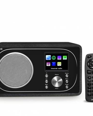 Radiopřijímač internetové/dab+/fm rádio s bt a spotify, pure evoke f3, černé