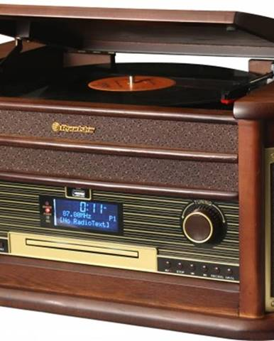 Radiopřijímač roadstar hif-1996d+bt