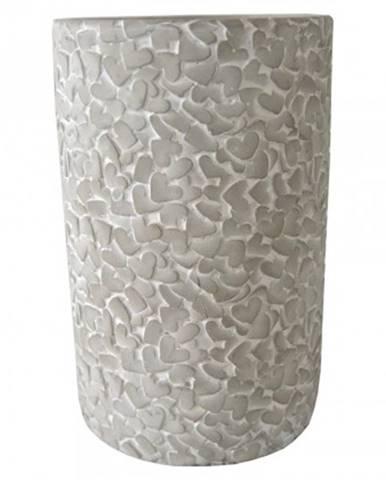 Cementová váza cv02