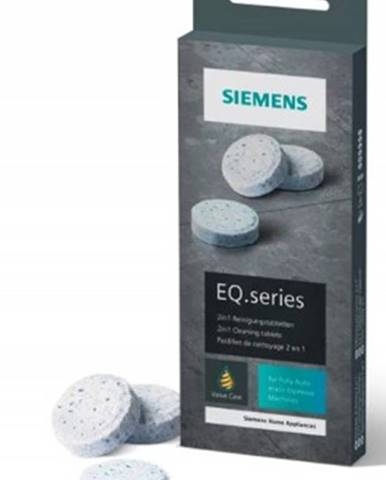 Čistící tablety do kávovarů čistící tablety do kávovaru siemens tz80001a, 10 ks