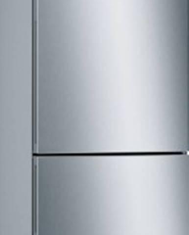 Kombinovaná lednice s mrazákem dole bosch kge36alca