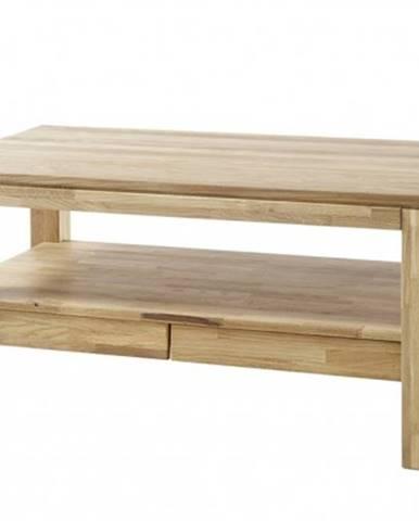 Konfereční stolek - dřevěný konferenční stolek alkor - 115x54x70