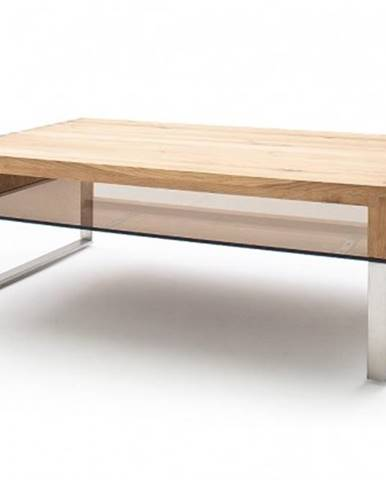 Konfereční stolek - dřevěný konferenční stolek maren - 110x39x70
