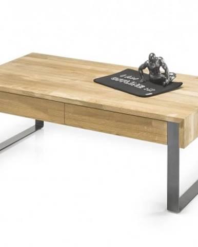 Konfereční stolek - dřevěný konferenční stolek palge