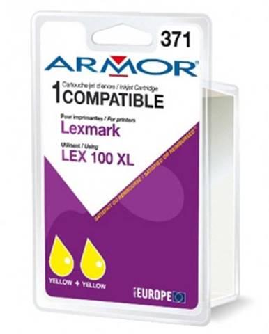 Náplně a tonery - kompatibilní armor náplň, lexmark bi-pack